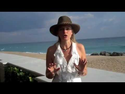Love on the Beach:Ask Karinna