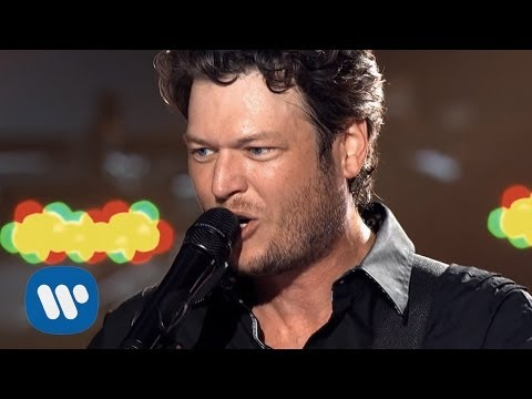 Blake Shelton - Kiss My Country Ass (Official Music Video)