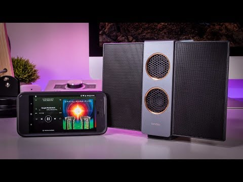 BenQ Trevolo S Electrostatic Speaker Review & Giveaway