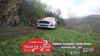 Franceschi Jean Baptiste - Fiesta R2T - JWRC - Tour de Corse 2018