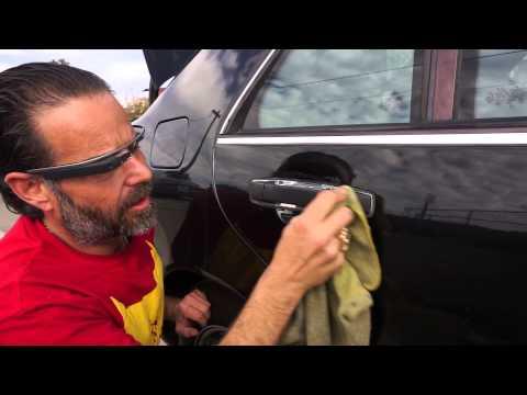 Deatiling Plastic Rubber Trim How To Clean / Shine Video DIY Car Detail