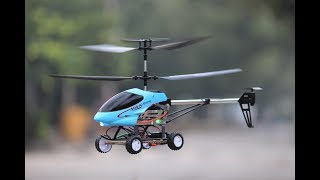 How To Make a airplane Car - Car Helicopter