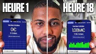 LE JOUR OU J'AI FAIT 1 MILLION D'EUROS EN 24h... (Dropshipping & E-Commerce)