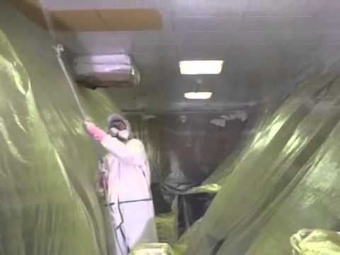 Suspended Ceiling Painting