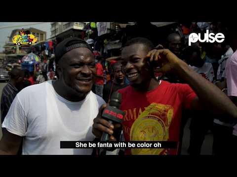 Nigerians Sing To Legbegbe, Manya, Fia on Street Karaoke | Pulse TV