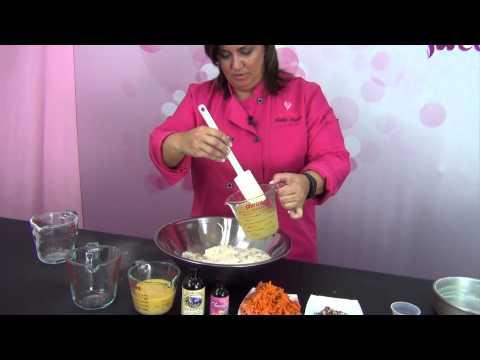 Gluten Free Carrot Cake by www SweetWise com