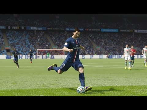 FIFA 15 LONGSHOT TUTORIAL | HOW TO SCORE BEAST GOALS!