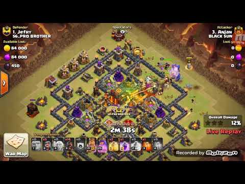 HBHG ON TH9.5?! THE PERFECTO WAR..