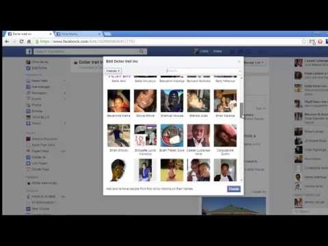 View Your Facebook Friends List In Alphabetical Order