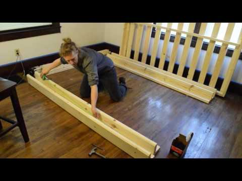Chicago Loft Bed: Assembly Video!