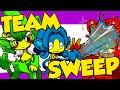 Unbelievable Full Elemental Monkey Team Full Monosemi Team S