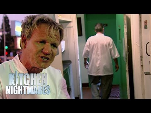 Head Chef WALKS OUT During Service | Kitchen Nightmares