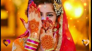 🌷💞👐Hathon Me In Hathon Me🌷🤲,,Likh Ke Mehndi Se |💞 Whatsapp Status Video 💞| ❤️Creation 4u ❤️