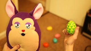 TATTLETAIL IN REAL LIFE | Real Life Baby Talking Tattletail Toy