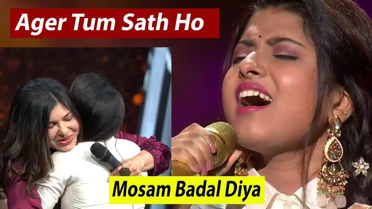 Download Agar Tum Saath Ho - Full Song - ALKA YAGNIK and ARIJIT SINGH! New Cover Song MP3 Gratis