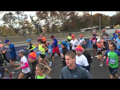 2015 NYC Marathon Start