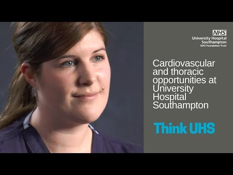 UHS Jobs | Cardiovascular and thoracic service
