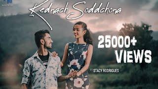 KEDNACH SODDCHONA | Official Music Video | Vaughan Rodrigues | Konkani Love Song 2020