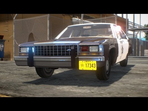 1987 Crown Victoria Slicktop [GTA IV Car Mod]