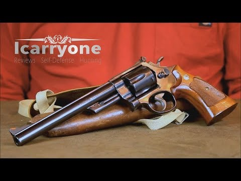 Smith & Wesson Model 29 - Why I Hate Clint Eastwood