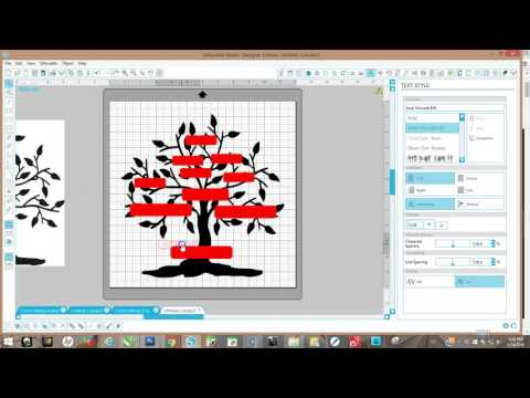 creating a simple family tree