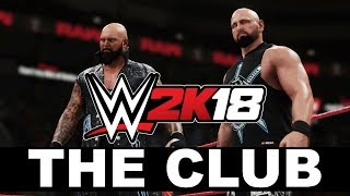 WWE 2K18 Gallows and Anderson Entrance