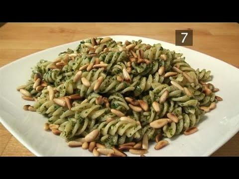 How To Cook Fusilli Pasta With Extra Pine Nuts