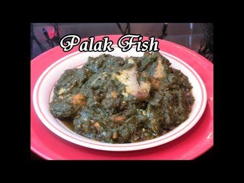 Palak Fish