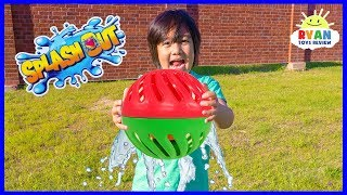 Download Don't Get Soaked Family Fun Activities with Splash Out!!! Video