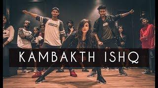 KAMBAKKHT ISHQ   BollyHop   Tejas Dhoke Choreography   Dancefit Live