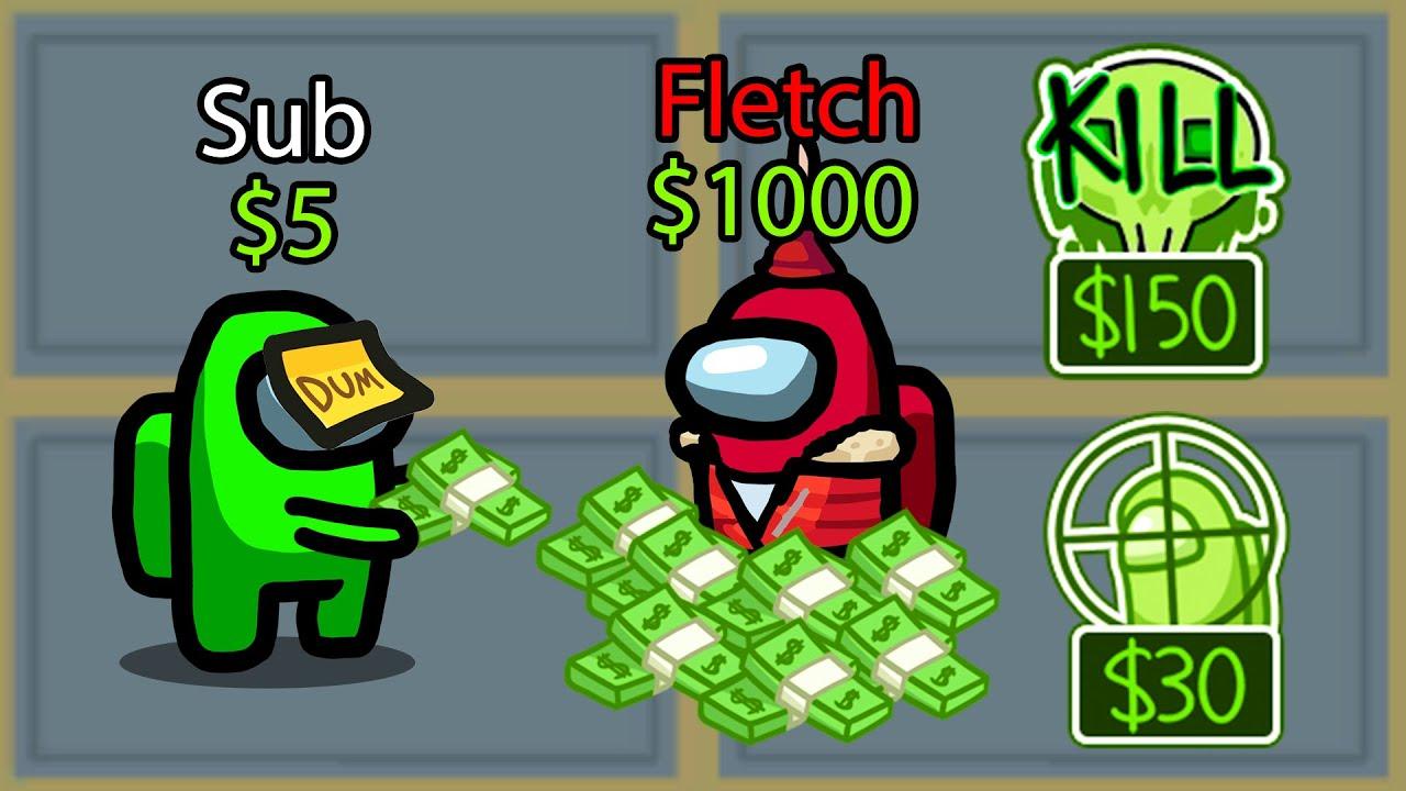 New MONEY MOD in Among Us! (Money Mod)