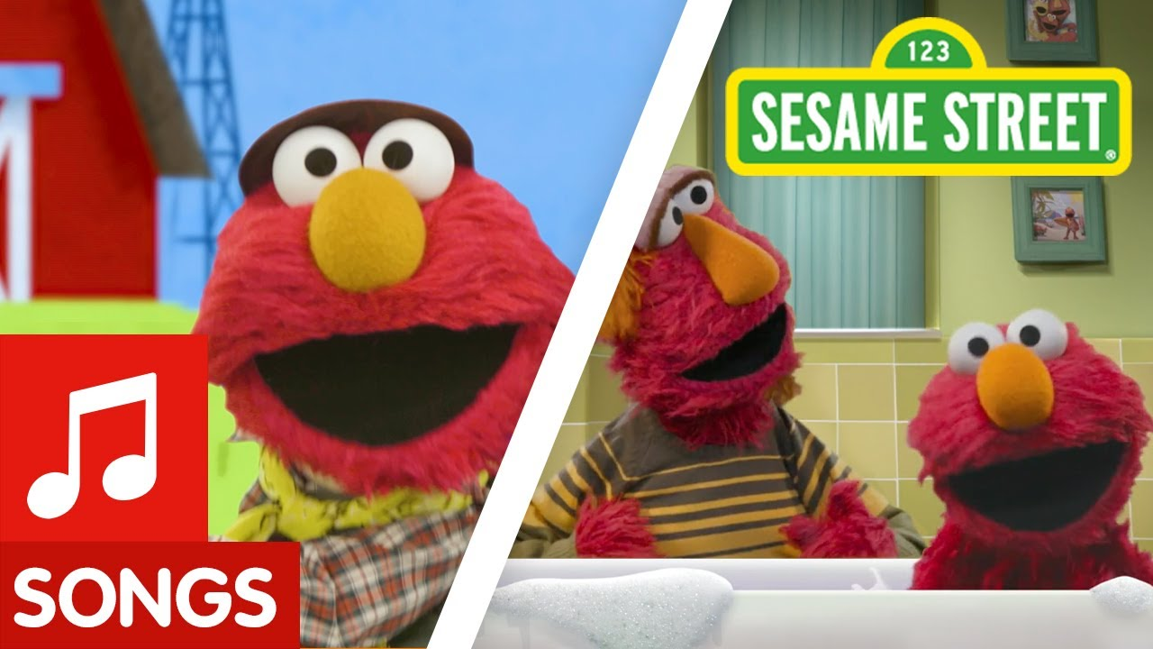 Sesame Street: Elmo's Songs Collection #4