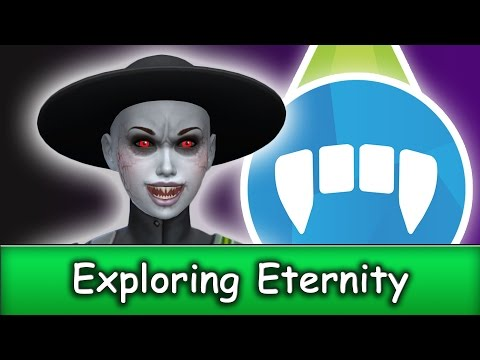 The Sims 4 | Vampires + Everything Else