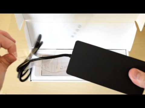 Unboxing: Microsoft Surface Pro 4 Dock
