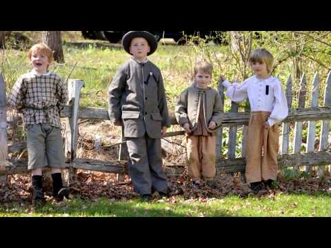 Boy clothes - How to dress your boy for the Civil War Era
