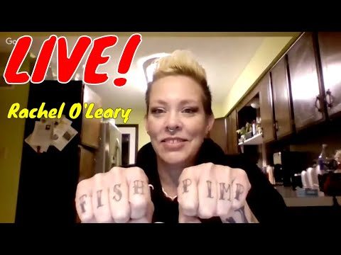 LIVE with Rachel O'Leary: Q&A with A Fish Pimp