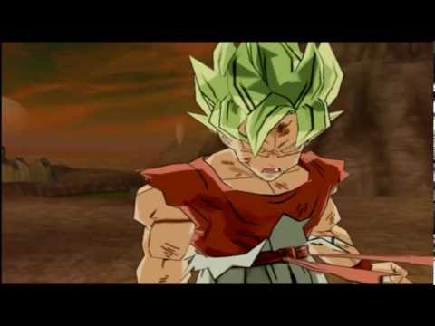 DBZ Budokai 3 Goku and Broly Potara Fusion Mod Request By XxTheKiller96xX1 [HD]