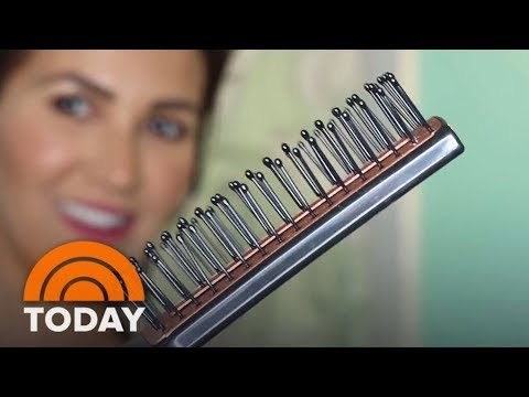 How To Choose The Right Hairbrush | TODAY