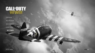 How to skip logo video intro for Call of Duty: WWII Steam/PC Version