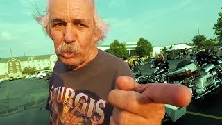 Funny, Crazy & Weird Things Bikers See, Say & Do 2018 [Ep.#23]