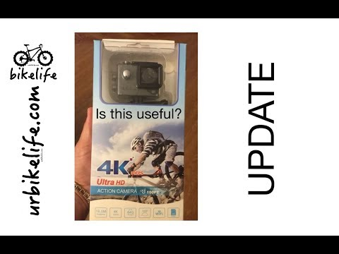 Last Review of the Cheap 4k Action Camera