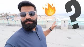 A DAY IN HOLLYWOOD 🔥🔥🔥
