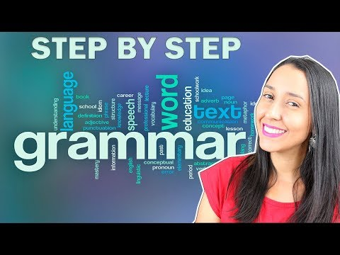How To Study English Grammar  STEP By STEP