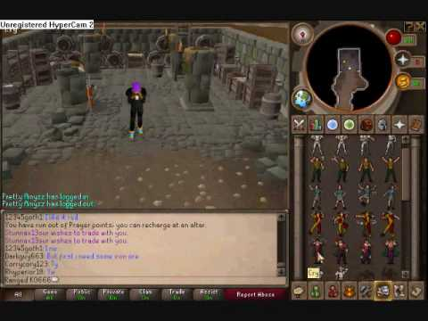 Baby come back on runescape!!!!!
