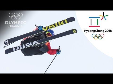 Superb first Run gets Oystein Braaten Men's Freestyle Skiing Slopestyle gold | PyeongChang 2018