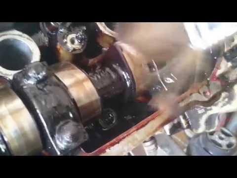 Engine sludge vs. Kerosene