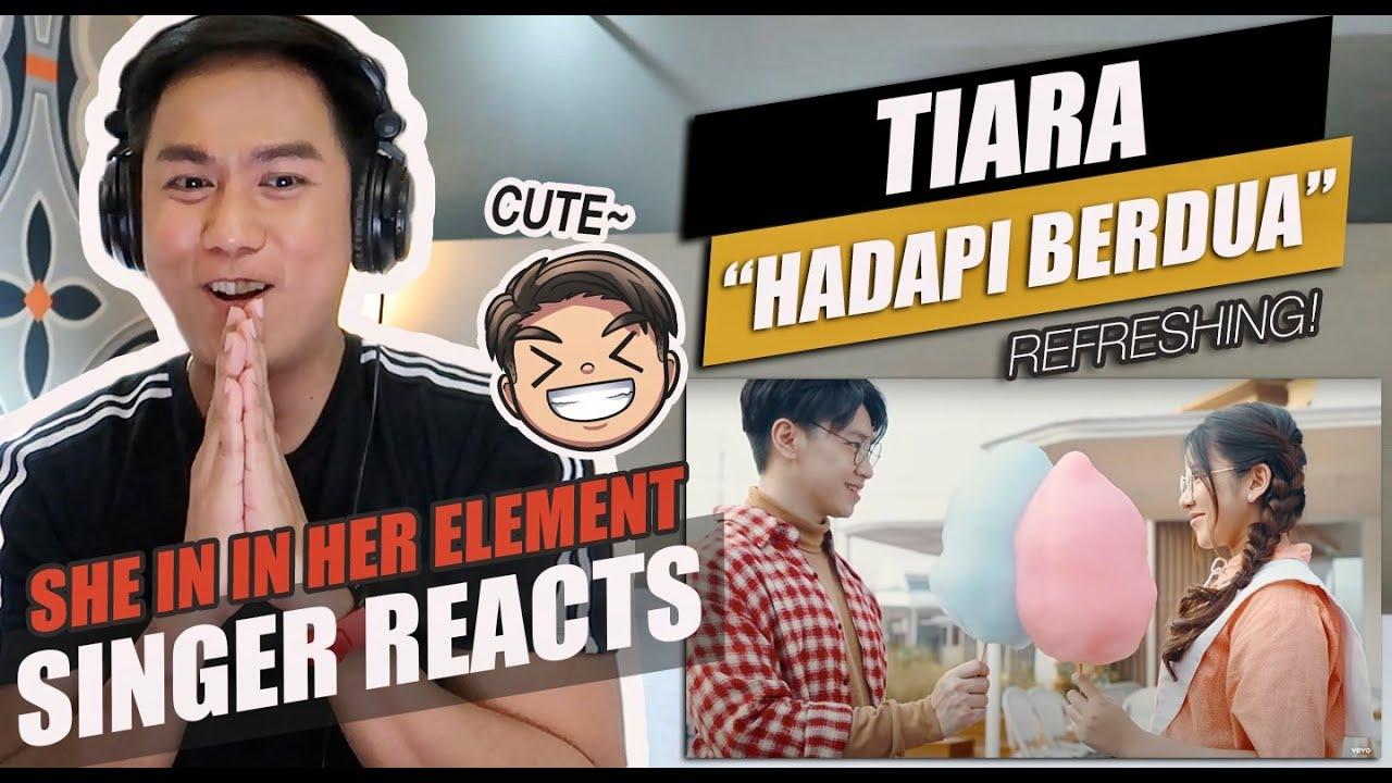 Download Tiara Andini - Hadapi Berdua (Official Music Video) | SINGER REACTION MP3 Gratis