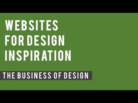 The Business of Web Design -   Websites for Inspiration