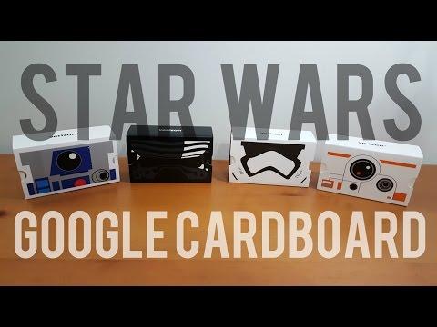 [Live Broadcast] Star Wars Google Cardboard VR - Kylo Ren, R2-D2, Stormtroopers and BB-8
