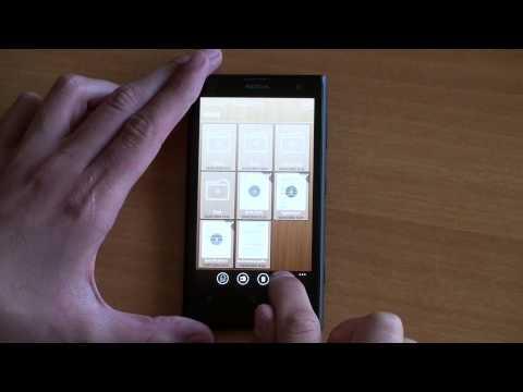 Convert to PDF with Windows Phone